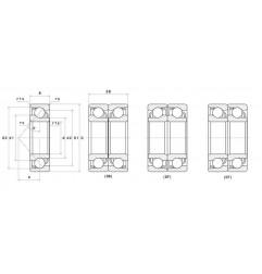 TUBO PVC ALIMENTI SPIRALE ARMORVIN 50X60 TRASPARENTE (PREZZO AL METRO) 913040